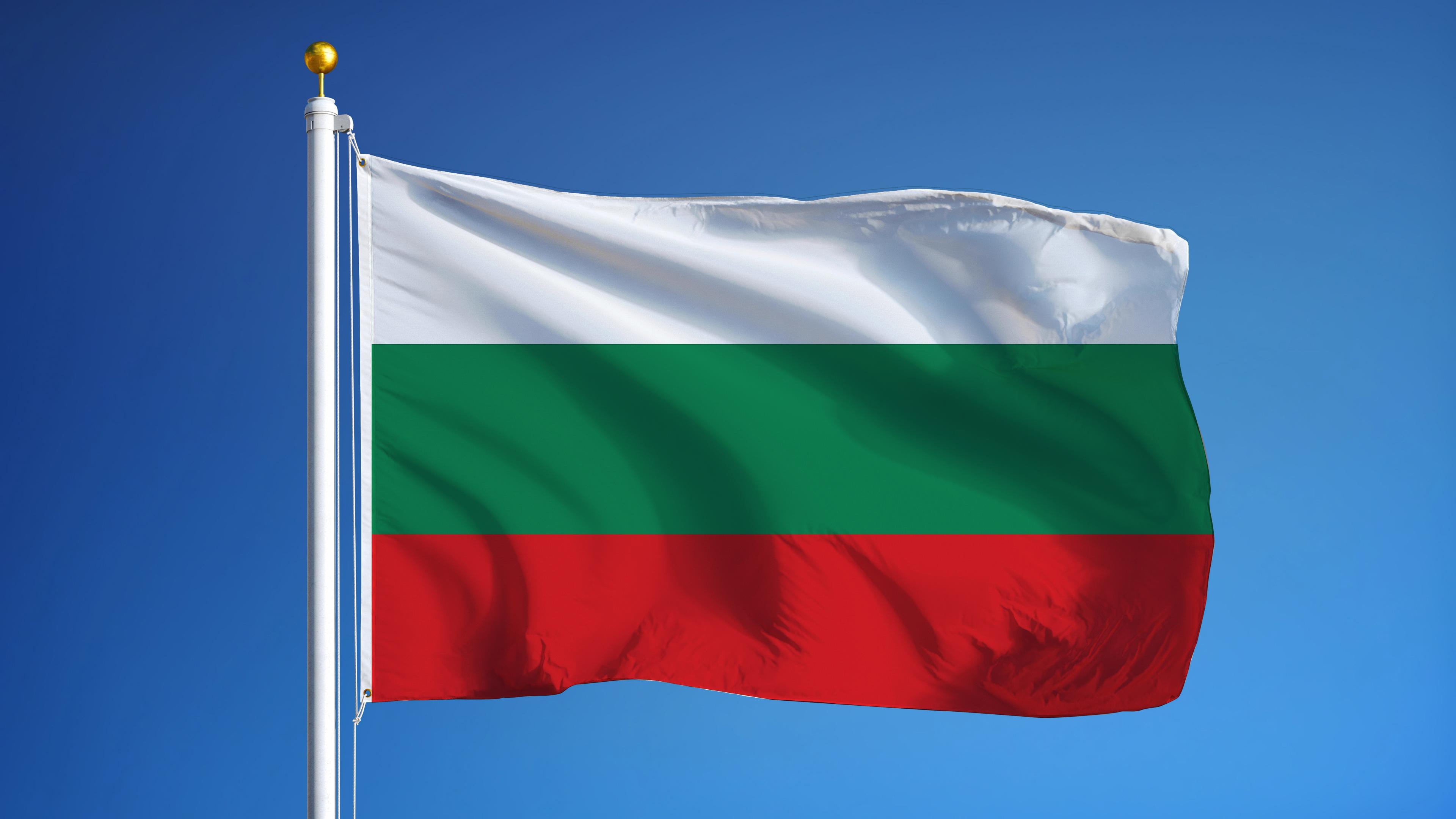 этом флаг болгарии фото входят конические