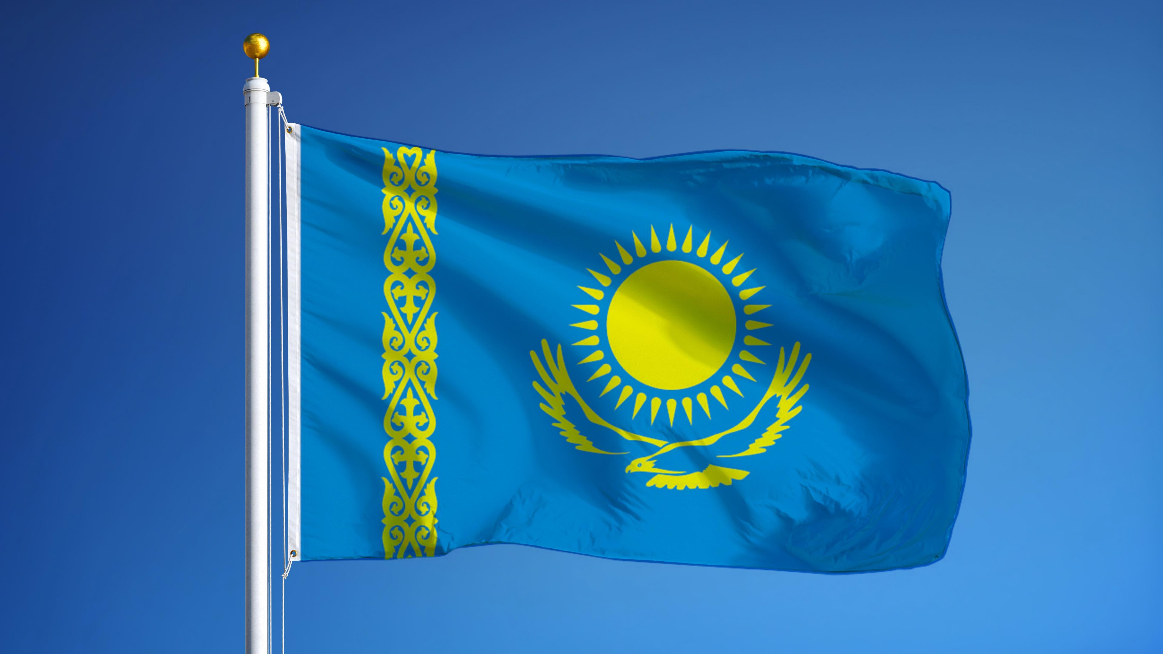 картинки флаг казахстана на обои сотового создал только